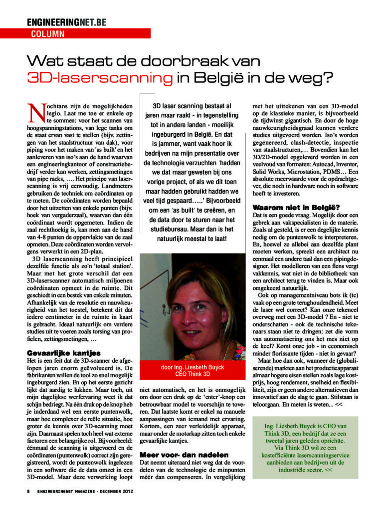 Artikel engineeringnet